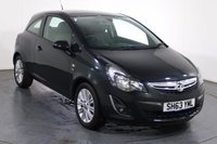 USED 2013 63 VAUXHALL CORSA 1.2 SE 3d 83 BHP AIR CON I AUX I HEATED SEATS