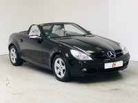 USED 2005 55 MERCEDES-BENZ SLK 3.0 SLK280 2d AUTO 231 BHP LOW MILES + AIR SCARVES + SERVICE HISTORY + LEATHER