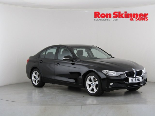 View our 2015 15 BMW 3 SERIES 2.0 316D SE 4d 114 BHP