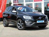 2015 VOLVO XC60 2.0 D4 R-DESIGN NAV 5d 188 BHP £12295.00