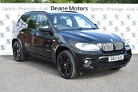 USED 2013 13 BMW X5 3.0 XDRIVE40D M SPORT 5d AUTO 302 BHP GREAT SPEC