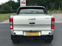 USED 2013 62 FORD RANGER 2.2 XLT 4X4 DCB TDCI 1d 148 BHP