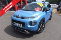 USED 2018 67 CITROEN C3 AIRCROSS 1.2 PURETECH FEEL 5d 81 BHP *****12 Months Warranty*****
