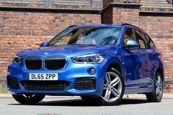 2015 BMW X1 2.0 20d M Sport Auto xDrive (s/s) 5dr £17977.00