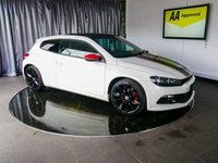 USED 2013 13 VOLKSWAGEN SCIROCCO 2.0 GTS TSI 2d 208 BHP £0 DEPOSIT FINANCE AVAILABLE, AIR CONDITIONING, AUTOMATIC HEADLIGHTS, AUX INPUT, BLUETOOTH CONNECTIVITY, CLIMATE CONTROL, CRUISE CONTROL, DAB RADIO, DYNAUDIO SPEAKER SYSTEM, FULL LEATHER UPHOLSTERY, HEATED SEATS, PANORAMIC ROOF, SATELLITE NAVIGATION, STEERING WHEEL CONTROLS, TOUCH SCREEN HEAD UNIT, TRIP COMPUTER