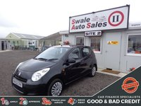 USED 2012 62 SUZUKI ALTO 1.0 SZ3 5d 68 BHP GOOD AND BAD CREDIT SPECIALISTS! APPLY TODAY!