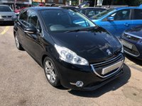USED 2014 63 PEUGEOT 208 1.6 ALLURE E-HDI 5d 92 BHP GREAT SPEC, HUGE MPG, ZERO ROAD TAX, SUPPLIED WITH A NEW MOT
