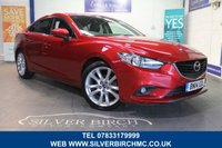 USED 2014 14 MAZDA 6 2.2 D SPORT NAV 4d 173 BHP 1 Owner, Finance Available