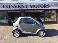 2007 SMART FORTWO 0.7 PASSION SOFTOUCH 2d AUTO 61 BHP £1990.00