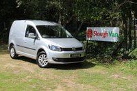 2014 VOLKSWAGEN CADDY 1.6 C20 TDI HIGHLINE NO VAT £7495.00