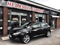 2010 SEAT IBIZA 1.6 SPORT CR TDI 5d 103 BHP £3500.00