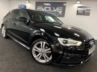 USED 2014 AUDI A3 2.0 TDI S LINE 5d 148 BHP GREAT SPEC, CLEAN EXAMPLE!!!