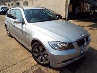 2008 BMW 3 SERIES 3.0 330I SE 5d AUTO 255 BHP £5995.00