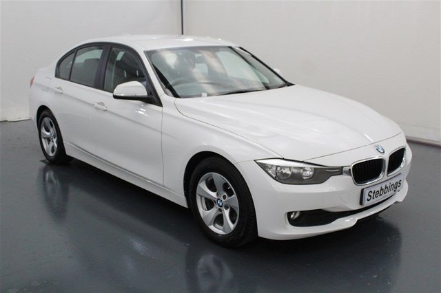 2015 15 BMW 3 SERIES 2.0 320D EFFICIENTDYNAMICS 4d 161 BHP