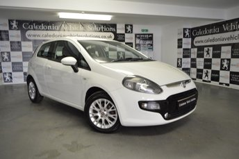 2011 FIAT PUNTO EVO 1.2 MYLIFE 3d 68 BHP £2750.00