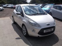 USED 2011 11 FORD KA 1.2 TITANIUM 3d 69 BHP Economical KA, Cheap to tax and drives nicely! Long MOT!