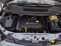 USED 2010 10 VAUXHALL ZAFIRA 1.6 EXCLUSIV 5d 113 BHP
