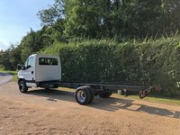 USED 2012 62 IVECO DAILY 3.0 70C17 1d 170 BHP CHASSIS CAB