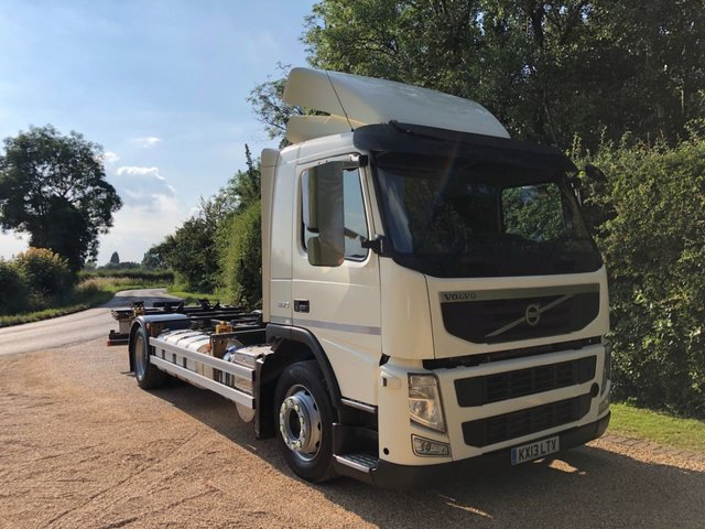 View our VOLVO FM
