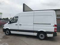 USED 2015 65 MERCEDES-BENZ SPRINTER 313 CDI MWB H/R 130BHP 3500KG FACELIFT