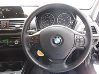 USED 2015 15 BMW 1 SERIES 1.5 116D ED PLUS 5d 114 BHP ONE OWNER, SERVICE HISTORY