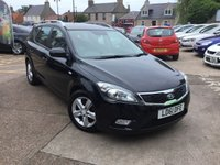 USED 2011 61 KIA CEED 1.6 2 SW 5d 124 BHP Sensible mileage estate