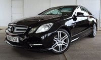 2011 MERCEDES-BENZ E CLASS 2.1 E220 CDI BLUEEFFICIENCY SPORT ED125 2d AUTO 170 BHP £9999.00