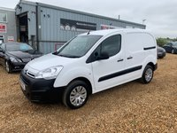2017 CITROEN BERLINGO 1.6 850 ENTERPRISE L1 BLUEHDI 1d 98 BHP £8200.00