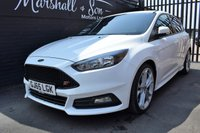 2015 FORD FOCUS 2.0 ST-2 5d 247 BHP NAV - STYLE PACK £14299.00