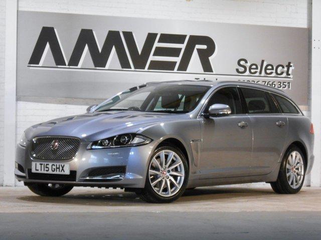 2015 15 JAGUAR XF 2.2 D PREMIUM LUXURY SPORTBRAKE 5d AUTO 200 BHP