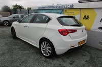 USED 2012 62 ALFA ROMEO GIULIETTA 1.4 MULTIAIR VELOCE TB 5d 170 BHP PETROL WHITE BRILLIANT 1.4 TURBO GUILIETTA , THESE LOOK GREAT IN WHITE AND IN VELOCE SPEC