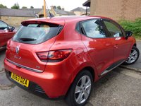 USED 2013 63 RENAULT CLIO 0.9 DYNAMIQUE MEDIANAV ENERGY TCE ECO2 S/S 5d 90 BHP FULL SERVICE HISTORY...SATELLITE NAVIGATION...FREE ROAD TAX