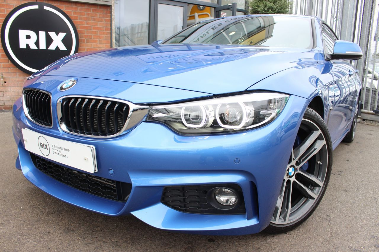 Used BMW 4 SERIESfor sale