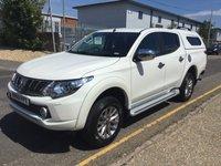 2018 MITSUBISHI L200 2.4 DI-D 4WD BARBARIAN DCB 1d AUTO 178 BHP £19500.00