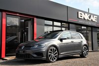 "USED 2018 18 VOLKSWAGEN GOLF 2.0 R TSI DSG 5d AUTO 306 BHP PAN ROOF*PRIVACY GLASS*VIRTUAL COCK-PIT*19"" SPIELBERG ALLOYS*CRUISE CONTROL*FOLDING MIRRORS*ELECTRIC MIRRORS*MULTI FUNCTIONAL STEERING *HEATED FABRICATED SEATS*PARKING SENORS*PHONE PREP*SAT NAV*"