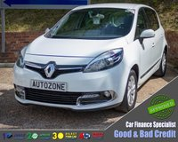 USED 2015 15 RENAULT SCENIC 1.5 DYNAMIQUE TOMTOM ENERGY DCI S/S 5d 110 BHP