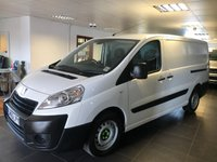 USED 2015 65 PEUGEOT EXPERT 2.0 HDI 1200 L2H1 128 BHP NO VAT JUST 24K !!!! NICE RACKING+240V