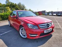 2011 MERCEDES-BENZ C CLASS 2.1 C250 CDI BLUEEFFICIENCY SPORT ED125 4d AUTO £7950.00