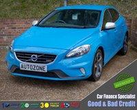 2015 VOLVO V40 1.6 D2 R-DESIGN NAV 5d 113 BHP £10995.00
