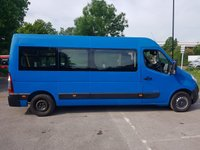 USED 2011 11 RENAULT MASTER LM35 2.3DCI 100 BHP 6 SEATER LWB DISABLED PASSENGER MINI BUS +RICON TAILLIFT+1 OWNER+
