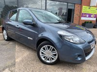 2010 RENAULT CLIO 1.6 INITIALE TOMTOM VVT 5d AUTO 110 BHP £4995.00
