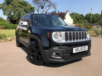 USED 2015 65 JEEP RENEGADE 1.4 LIMITED 5d 138 BHP ASCARI DESIGN LIMITED EDITION