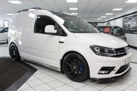 2017 VOLKSWAGEN CADDY 2.0 C20 TDI HIGHLINE DSG 150 BHP £19950.00
