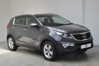 USED 2012 12 KIA SPORTAGE 2.0 CRDI KX-3 5d 134 BHP LEATHER + OPENING PAN ROOF + SERVICE HISTORY + PRIVACY GLASS