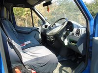USED 2004 54 MERCEDES-BENZ SPRINTER 311 2.2CDI 109 BHP 14 SEATER DISABLED PASSENGER MINI BUS RICON TAILLIFT+NO VAT+PSV