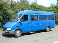 2004 MERCEDES-BENZ SPRINTER 311 2.2CDI 109 BHP 14 SEATER DISABLED PASSENGER MINI BUS £SOLD