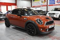 2012 MINI COUPE 2.0 COOPER SD 2d 141 BHP £7485.00