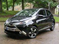 2015 TOYOTA AYGO 1.0 VVT-I X-CLUSIV 5d 69 BHP £5377.00