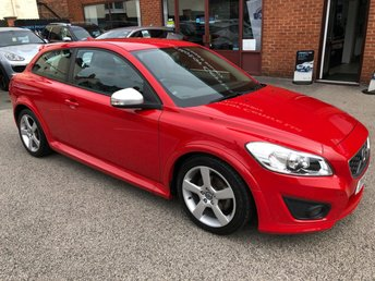 2011 VOLVO C30 1.6 D2 R-DESIGN 3DOOR 113 BHP £6195.00