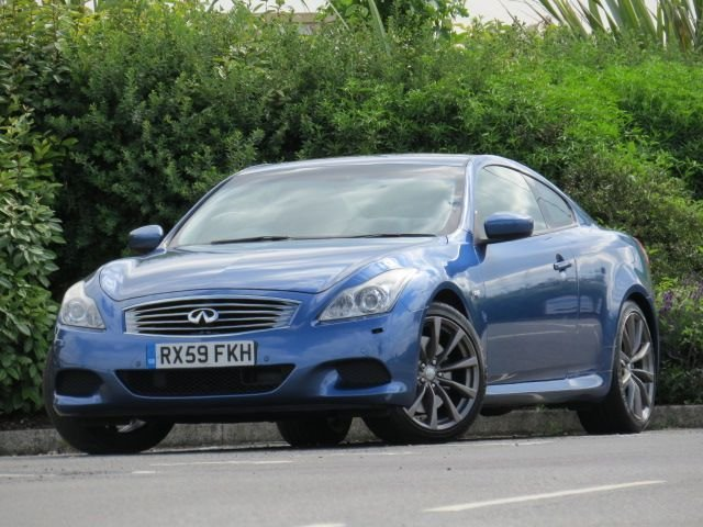 View our INFINITI G